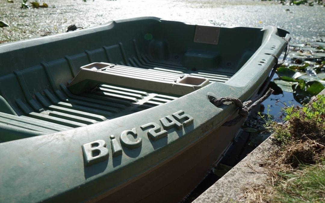 Specificaties Boot Waterbodemonderzoek